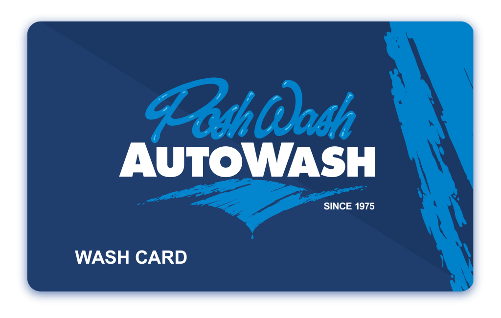 Shop Posh Wash Cards